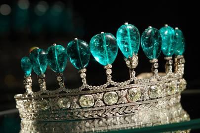 Henckel von Donnersmarck tiara