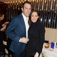 Greg Rusedski and Lucy Rusedski