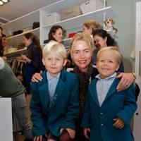Felicia Brocklebank and sons
