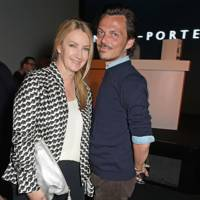 Anya Hindmarch and Matthew Williamson