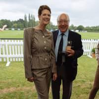 Francesca Schwarzenbach and Urs Schwarzenbach