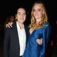 Dhani Harrison and Solveig Karadottir