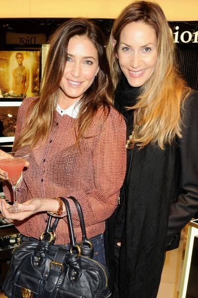 Lisa Snowdon and Lisa Butcher