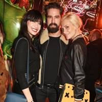 Daisy Lowe, Jack Guinness and Poppy Delevingne