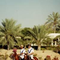 Ali Albwardy and Robert Thame