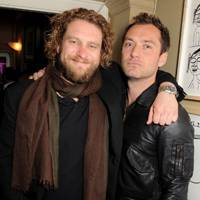 Dan Williams and Jude Law