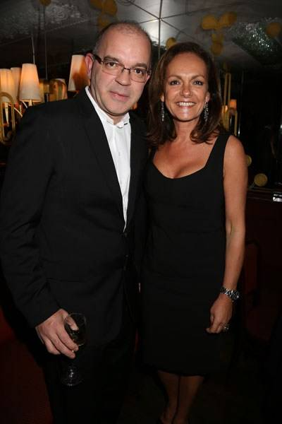 Giovanni Frasson and Paula Mateus