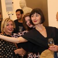 Maryam Beatson-Hird, Catherine Hunt and Marta Per