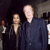 Lady Caine and Sir Michael Caine