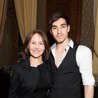 Arlene Phillips and Cesar Corrales