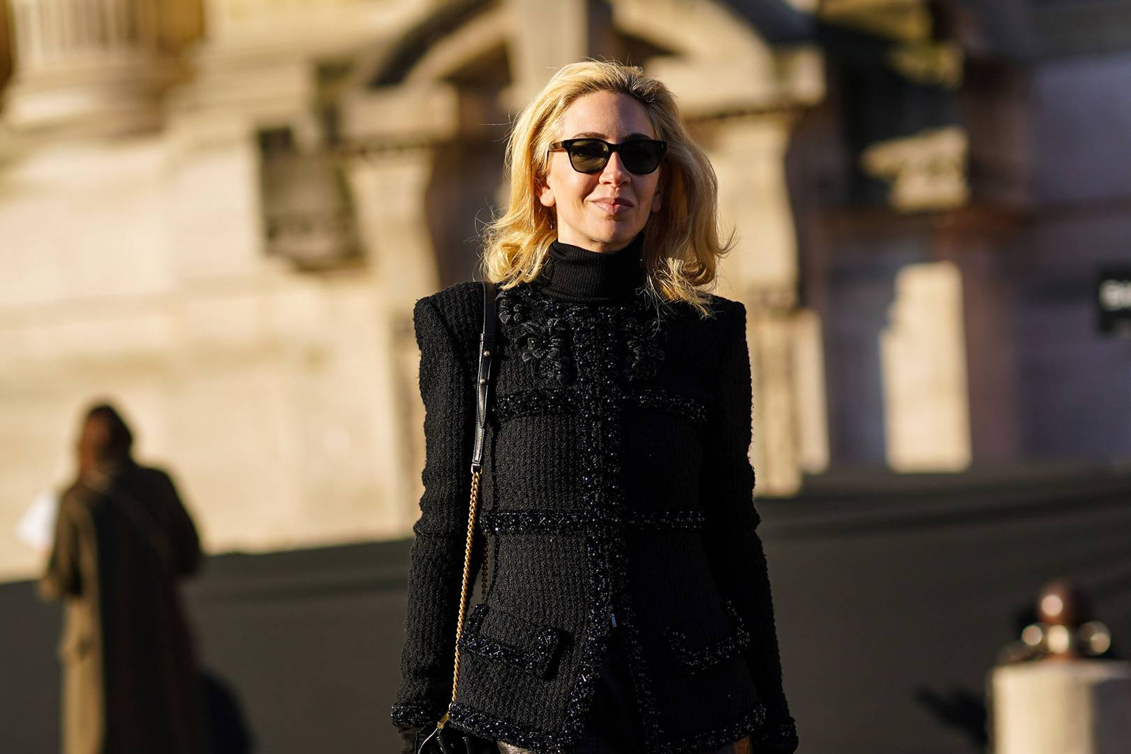 Sabine Getty's favourite looks from Couture Fashion Week