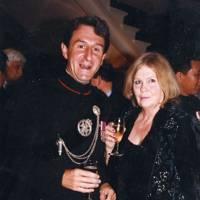 Edward Keeley and Mrs David Thomas