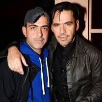 Antonio Berardi and Roland Mouret