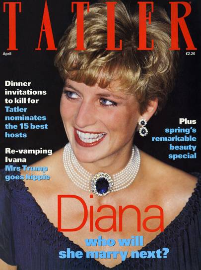Tatler, April 1993