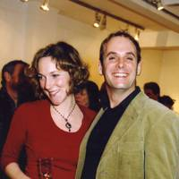 Clare Honeybourne and Jon Ewing