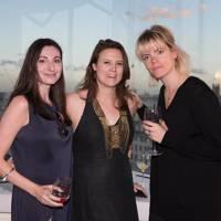 Rena Sala, Kate LaVersha and Bear Brooksbank