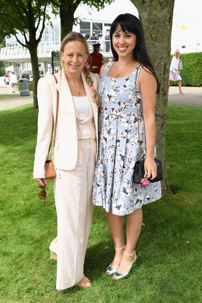 Astrid Harbord and Melissa Hemsley