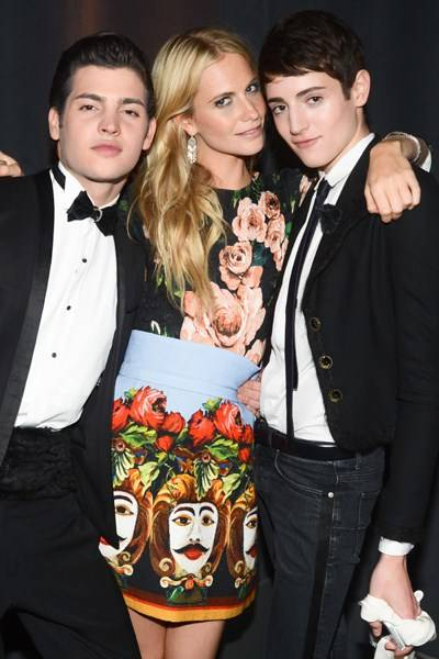 Peter Brant Jr, Poppy Delevingne and Harry Brant