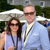 Lauren Kemp and Gary Kemp