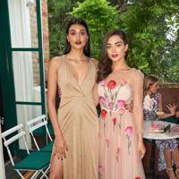 Neelam Gill and Amy Jackson