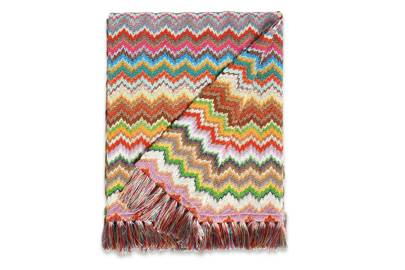 Missoni Virna throw