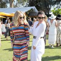 Becca Tobin and Lea Michele