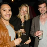 David Watari, Berit Lask and Corvin Lask