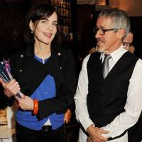 Elizabeth McGovern and Griff Rhys Jones