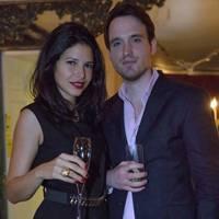 Vivien Vilela and Fraser Carruthers
