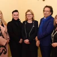 Anne-Marie Verdin, Cameron Tewson, Marina Gardiner Legge, Mark Wadhwa and Susan Dray