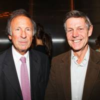 Jeremy Robson and Matthew Parris