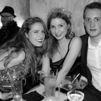 Sophie Wilson, Olivia Bennett and Craig Brown