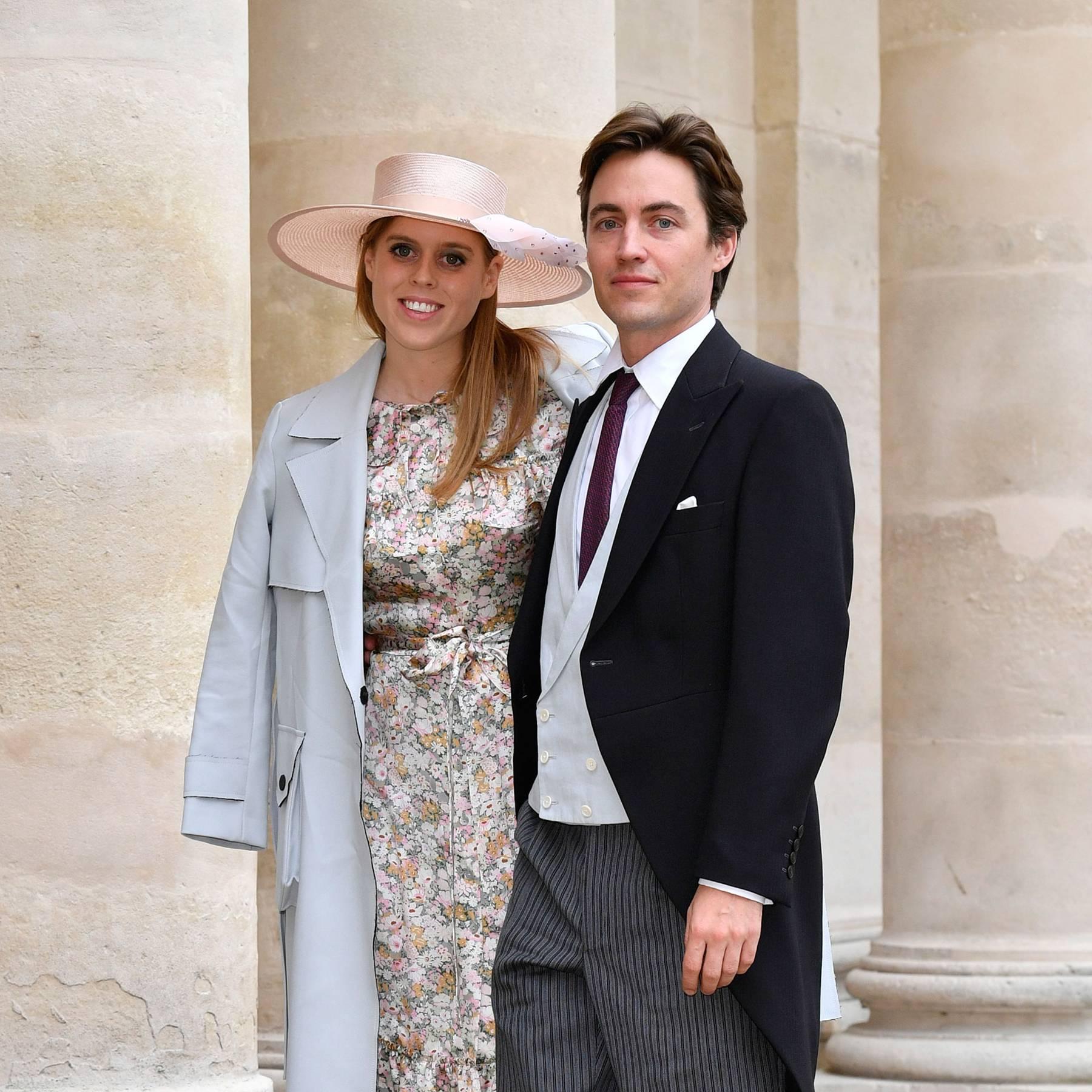 Princess Beatrice celebrates fiancé Edoardo Mapelli Mozzi's birthday
