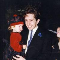Poppy Dundas and Lord James Dundas