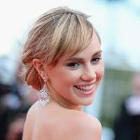 Suki Waterhouse in Chopard