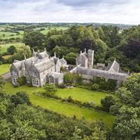 Gilford Castle, Co. Down, Northern Ireland