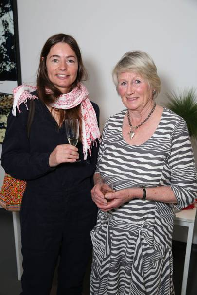 Robyn Katkhuda and Virginia Collett