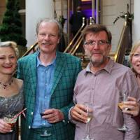 Patricia Dobson, Charles MacDonald, Jonathan Rutter and Anne Marie Flynn
