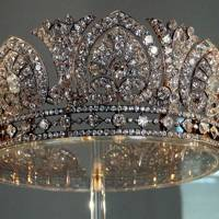 The Devonshire Diamond Tiara