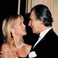 Mrs Ben Sangster and Arnaud Bamberger