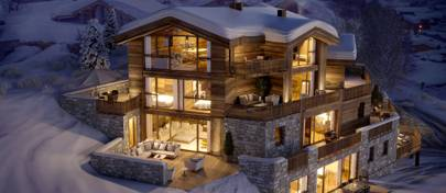 Alaska Lodge, Val d'Isère, France