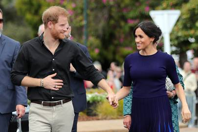 Baby Sussex may be the youngest ever royal to embark on a tour