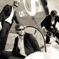 Sam Reid, Douglas Booth and Alex Thomson