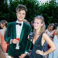 Harry Parrell and Claire Cullimore