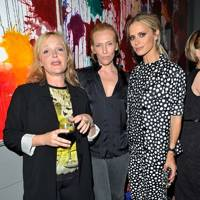 Miranda Richardson, Toni Collette and Laura Bailey
