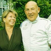 Mrs Stirling Moss and Stirling Moss