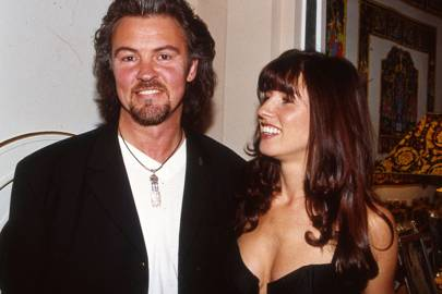 Paul Young and Mrs Paul Young