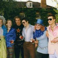 Izzy Winkler, Laura Parker Bowles, Joe Fraser, Louis Waymouth, Vinnie Day and Will Cookson