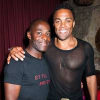 Paterson Joseph and Ray Fearon