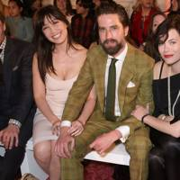 Oliver Cheshire, Daisy Lowe, Jack Guinness and Jasmine Guinness